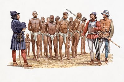 slave traders of portugal