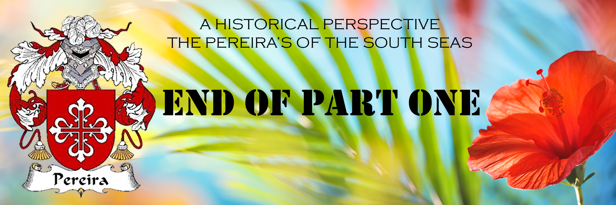 pereiras of the south seas